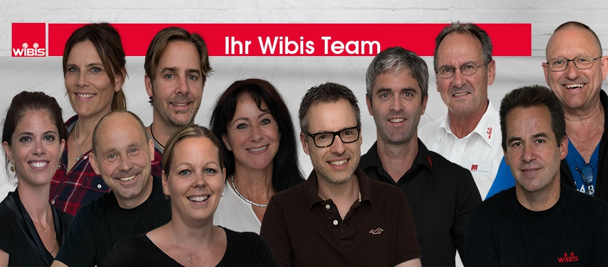 Das Team von Wibis